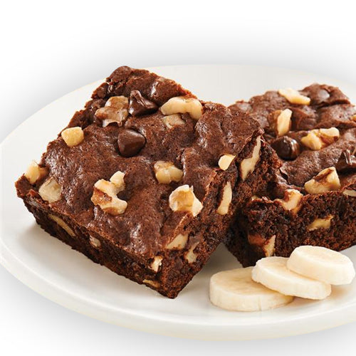 Walnut Brownies - GharSe home cooked food