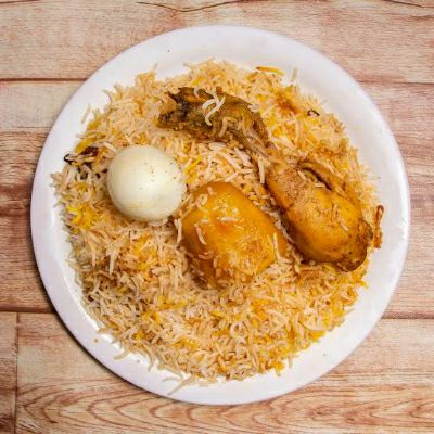 Chicken Dum Biryani