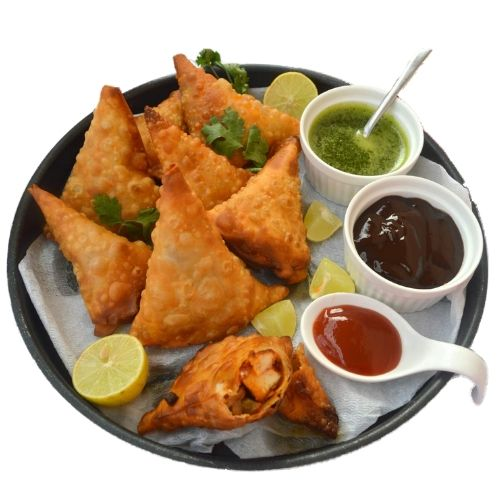 Cocktail Samosa - GharSe home cooked food