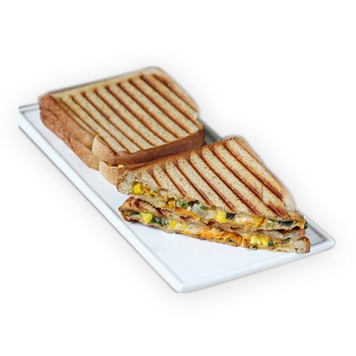Corn Cheese Grill Sandwich - GharSe home cooked food