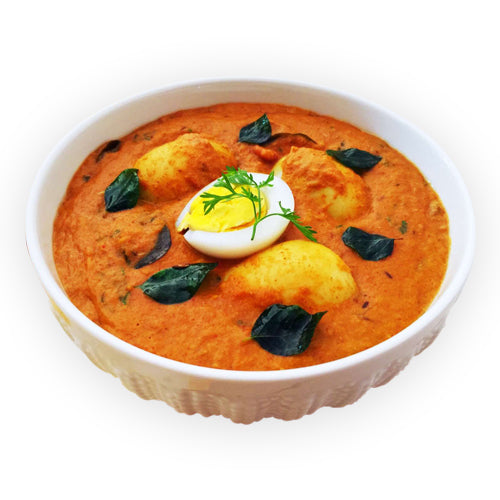 Kalari Egg Curry - GharSe home cooked food