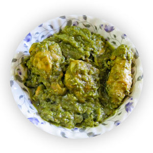 Kalari Sukha Green Chicken - GharSe home cooked food
