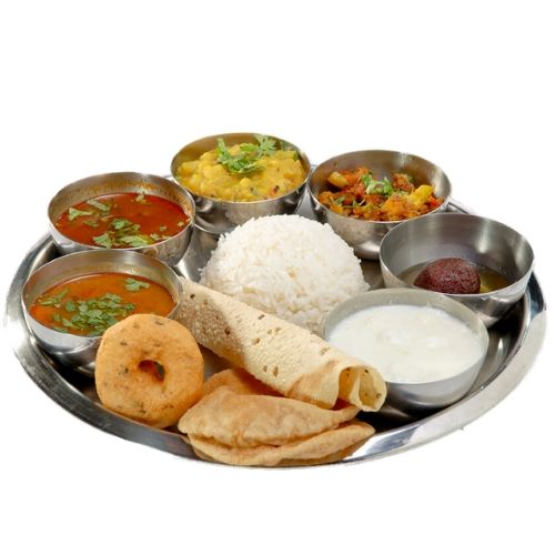 Jain Thali - GharSe home cooked food