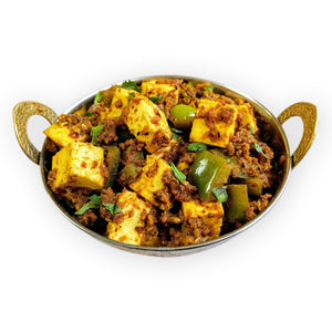 Kadai Paneer - GharSe home cooked food