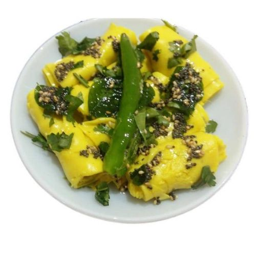 Khandvi - GharSe home cooked food