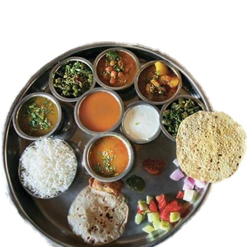 Maharashtrain Thali - GharSe home cooked food