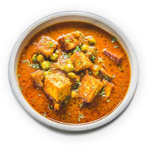 Matar Paneer - GharSe home cooked food