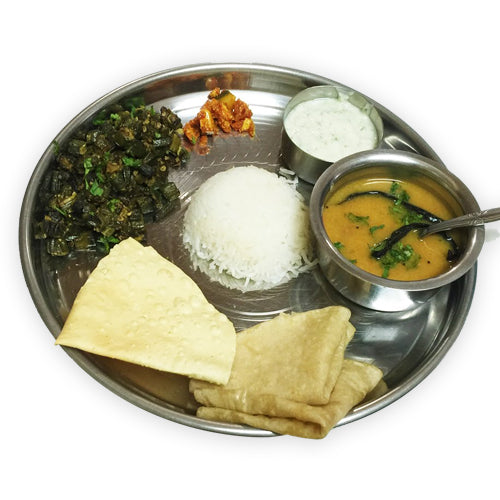 Mini Thali - GharSe home cooked food