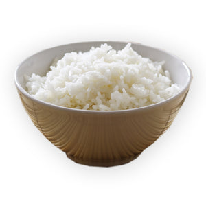 Plain Rice - GharSe home cooked food