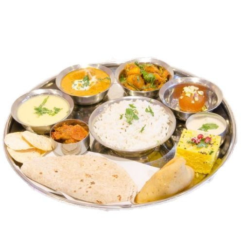 Punjabi Thali - GharSe home cooked food