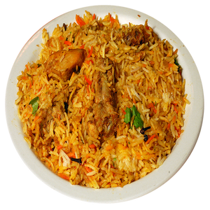 Chicken Biryani - GharSe home cooked food
