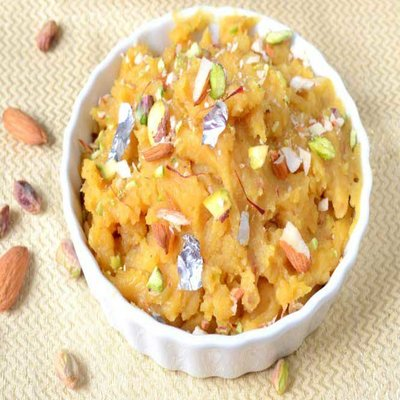 Sugar Free Muskmelon Halwa - GharSe home cooked food
