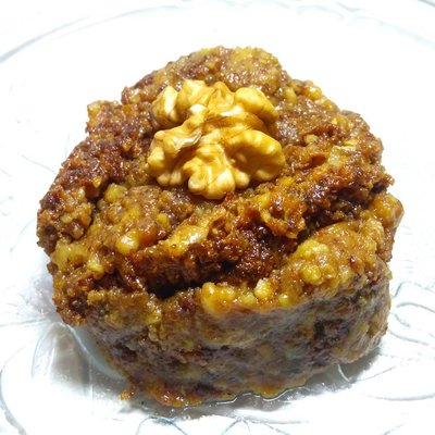 Sugar Free Akrot Halwa - GharSe home cooked food