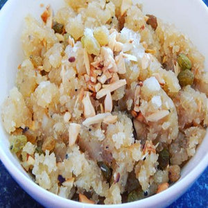 Sugar Free Potato Halwa - GharSe home cooked food
