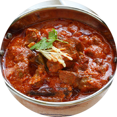 Mutton Rogan Josh - GharSe home cooked food