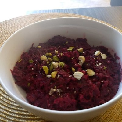 Sugar Free Beetroot Halwa - GharSe home cooked food