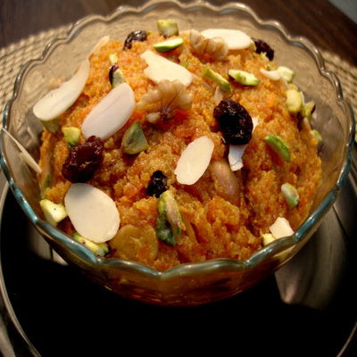 Sugar Free Mungdaal Halwa - GharSe home cooked food