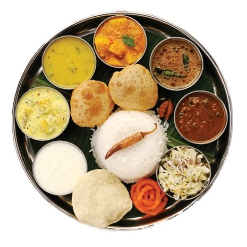 Shahi Jain Thali - GharSe home cooked food