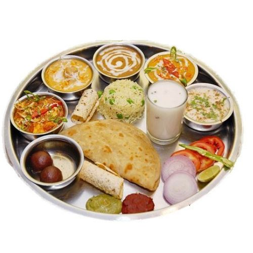 Shahi Punjabi Thali - GharSe home cooked food