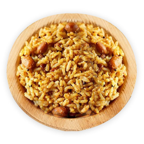 Tamarind Rice (Puliyodharai) - GharSe home cooked food