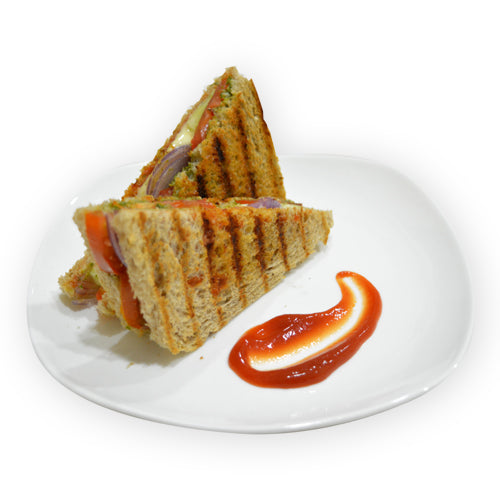 Veg Grill Sandwich - GharSe home cooked food