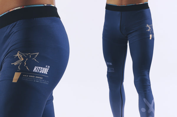 """Prime"" Ombre Grappling Spats - Men's"