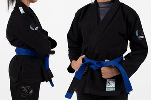 """Dawn"" Black BJJ Gi - Women's"