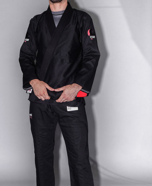 """Heroes"" Black BJJ Gi - Women's"