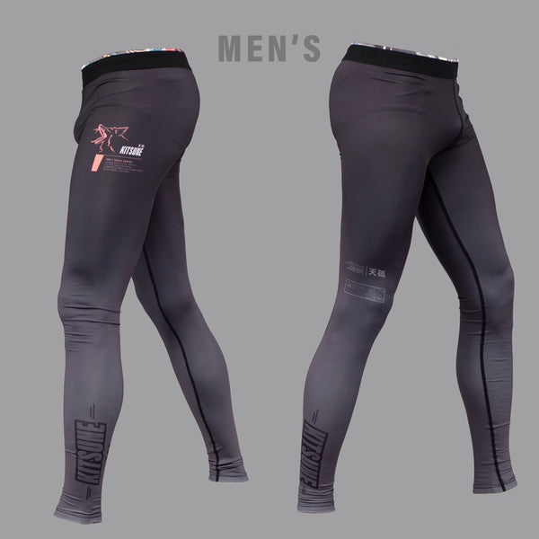 """Heroes"" Ombre Grappling Spats - Men's"
