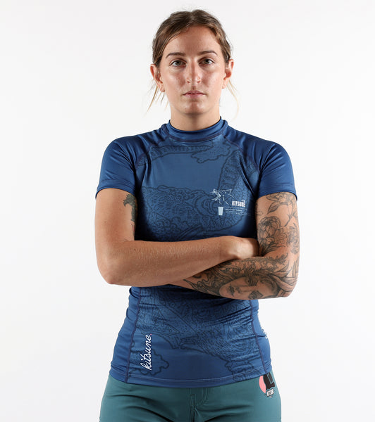 IBJJF Ranked Rashguards - Women's