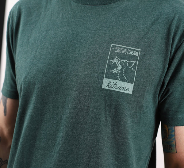 """BOX"" Ultra-Soft Sueded T-Shirt"