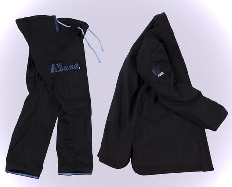 """Cursive LITE"" Black BJJ Gi - Men's"