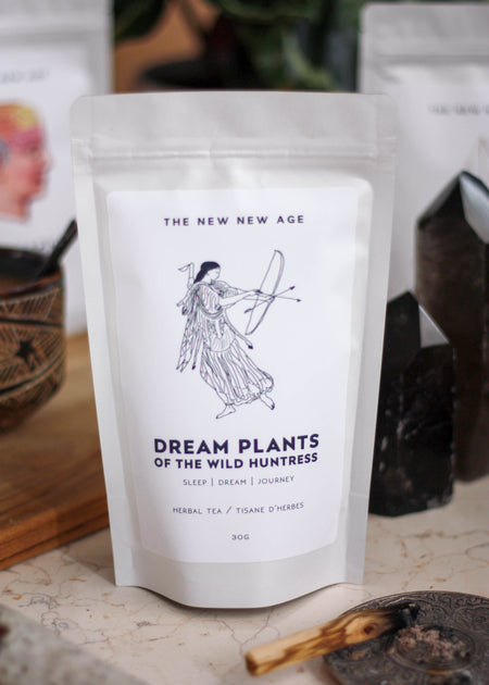 The New New Age Dream Plants of the Wild Huntress Tea - Tyger-Tyger.ca