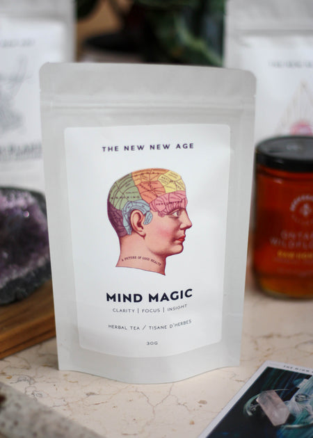 the New New Age Mind Magic Tea - Tyger-Tyger.ca