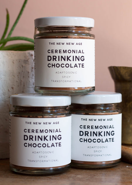 the New New Age Ceremonial Drinking Chocolate - Tyger Tyger