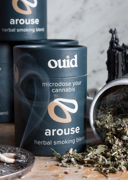 Ouid Herbal Smoking Blend // Arouse - Tyger-Tyger.ca