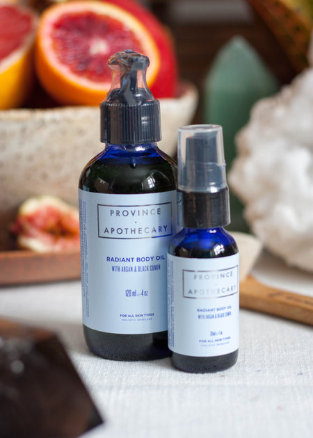 Province Apothecary Radiant Body Oil - Tyger Tyger