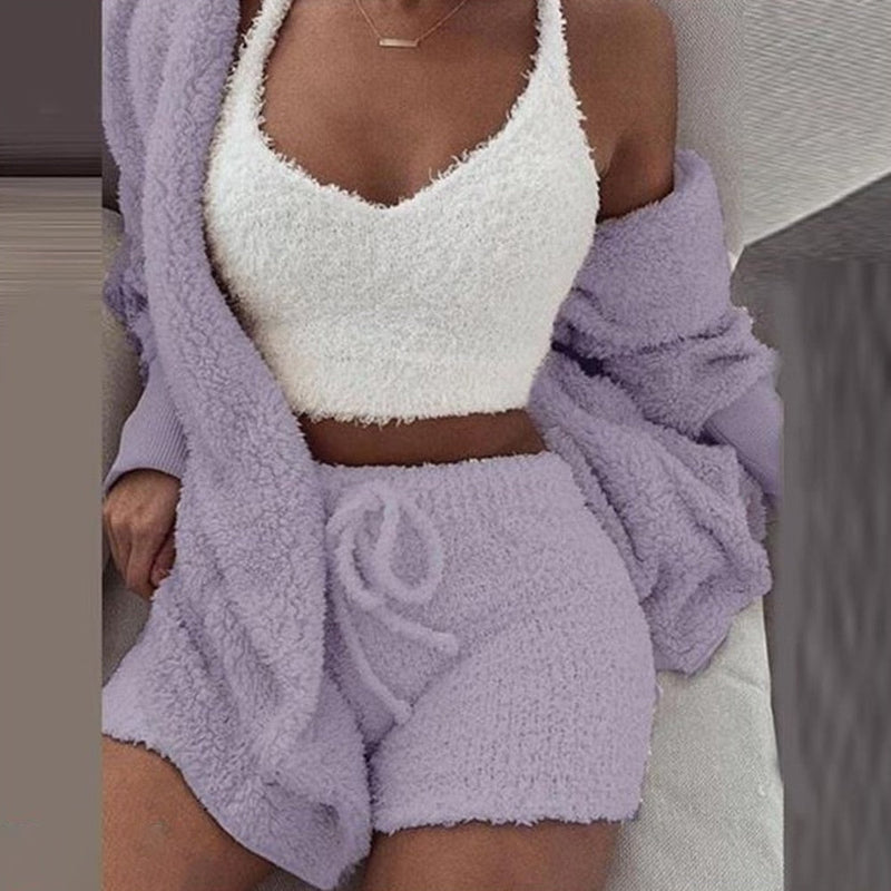 Cozy knit set (3 Pieces)