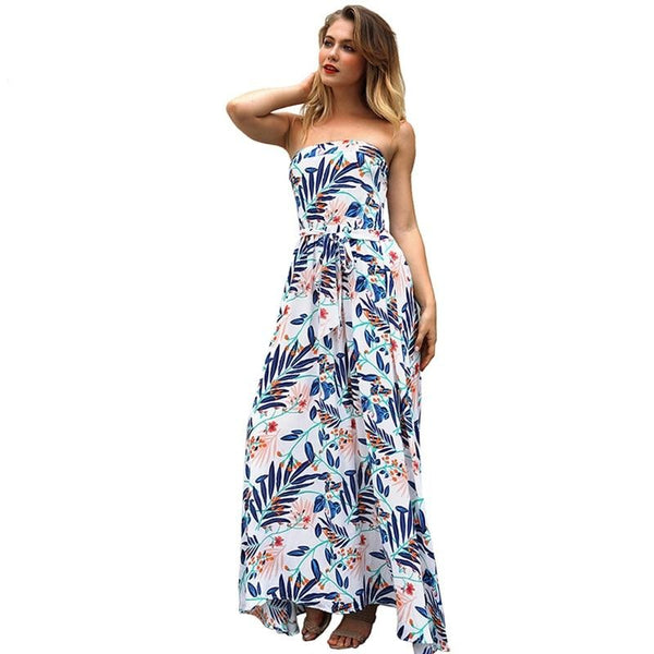 Catarina Floral Print Dress