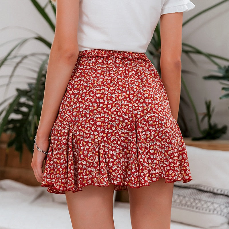 Mireya Mini Skirt