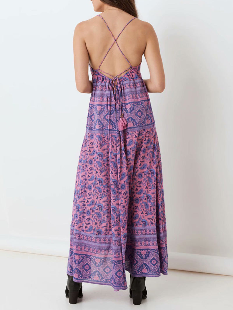 Leilani Slip Midi Dress