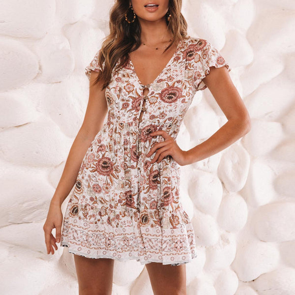 Secrets Mini Dress