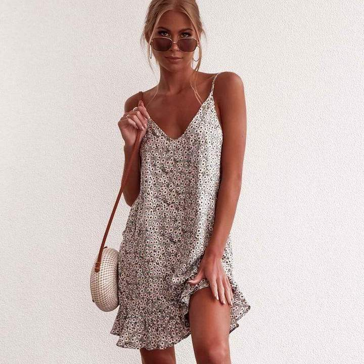 Chrissa Casual Sundress
