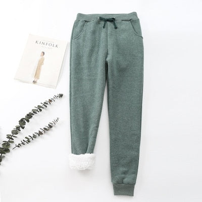 Aspen - Thick Cozy Sweat Pants