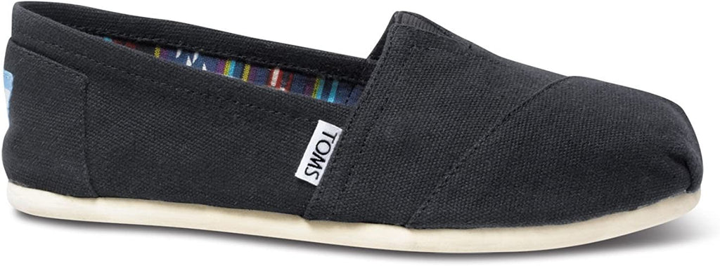TOMS Womens Canvas Classic Flat