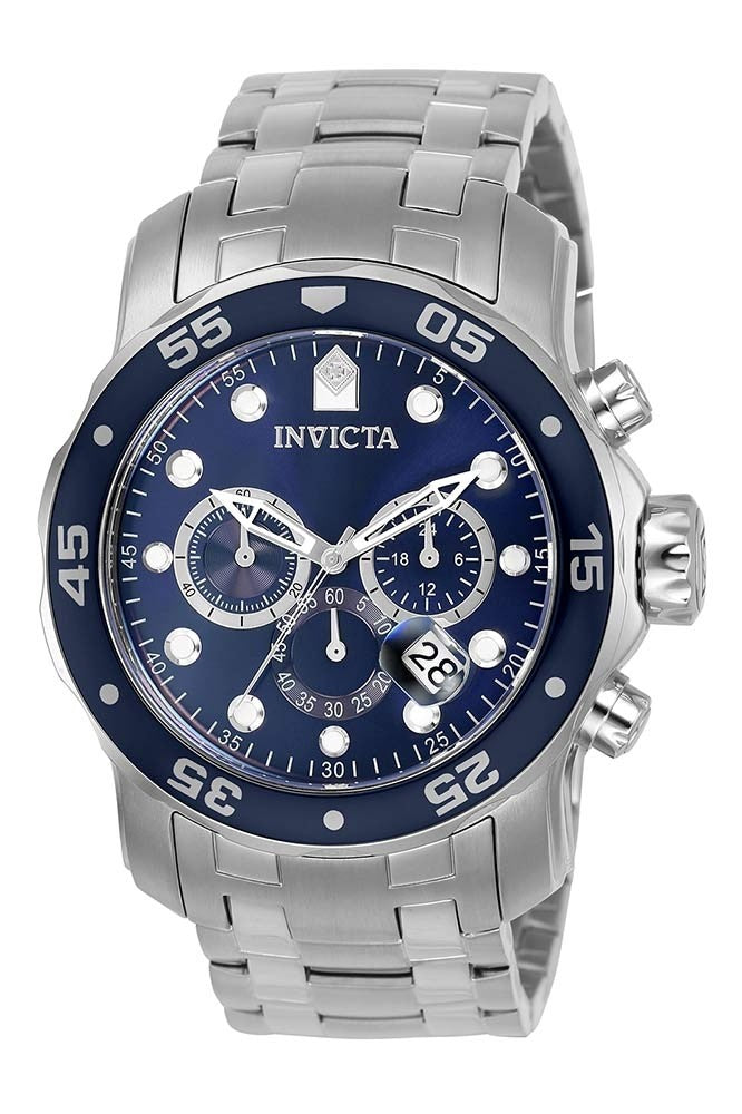 Invicta Pro Diver SCUBA Chronograph Mens Watch