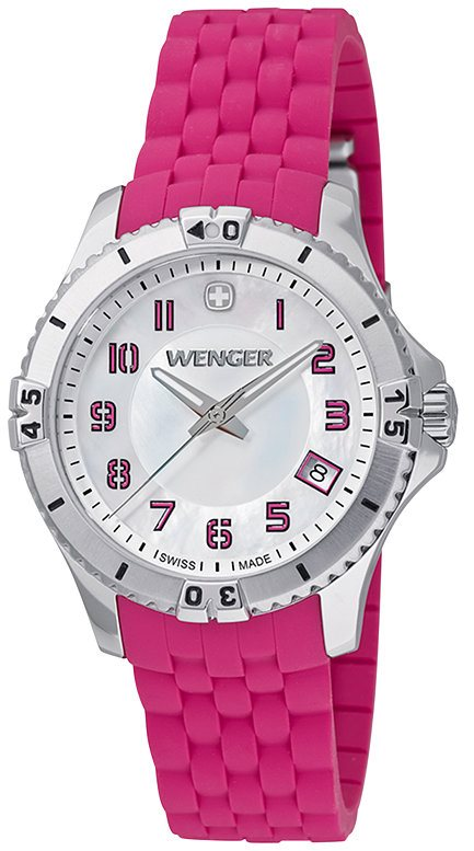 Wenger Silicone Ladies Watch