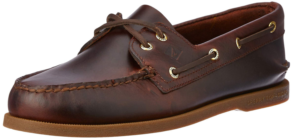 Sperry Mens Authentic Original Boat Shoe - Amaretto - 9.5