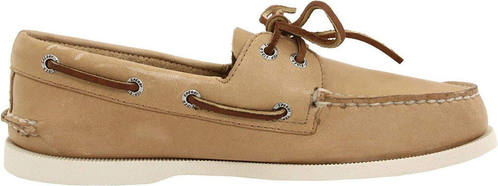 Sperry Mens Authentic Original Boat Shoe - Oatmeal - 10