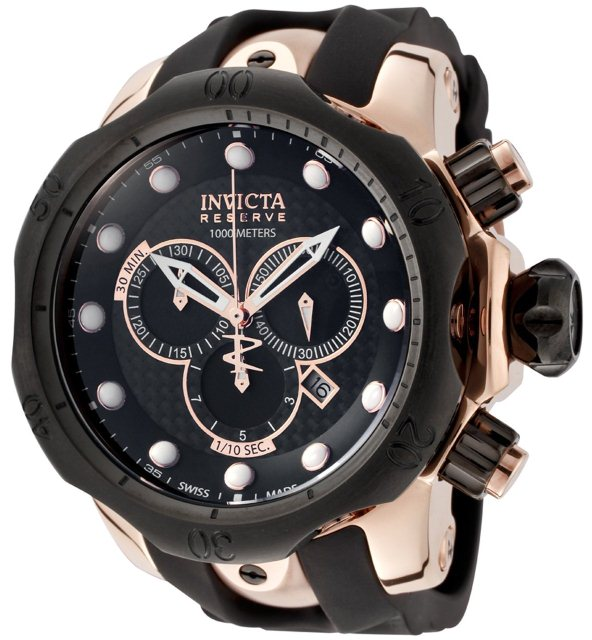 Invicta Reserve Vemon 1000M   Diver Swiss Mens Watch